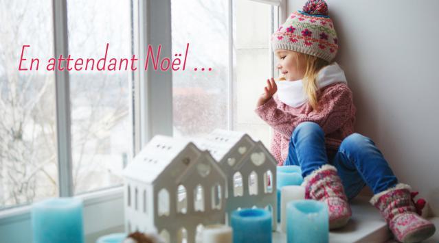 occuper les enfants jusqu'à Noël