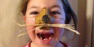 Fabriquer un masque de lion pour mardi gras