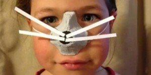 Comment faire un masque de souris