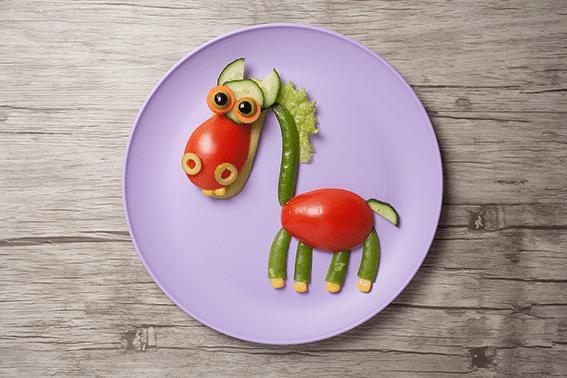 cheval légumes Ausylphi
