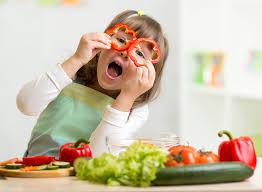 légumes et enfant Ausylphi