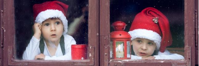 5 Idées Minute pour occuper les enfants en attendant Noël