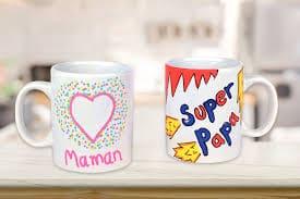 Mugs pour la fête des pères