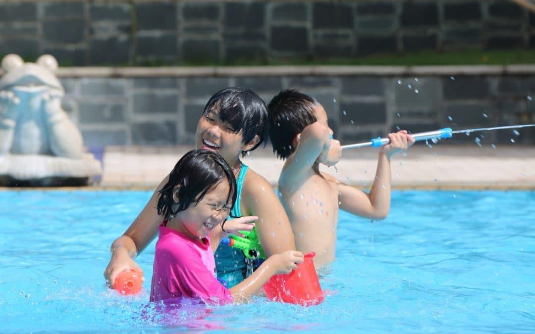 Les activités et jeux à proposer aux enfants pendant l'été