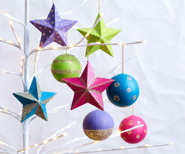 Activités créatives de Noël: des idées récup et zéro déchets
