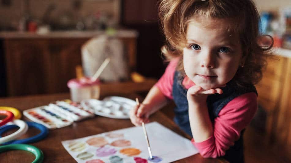 10 activités manuelles à faire avec des enfants en maternelle