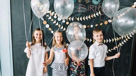 10 idées d'activités pour un anniversaire réussi