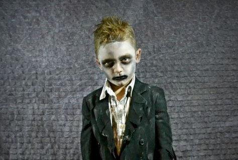 zombie d'halloween