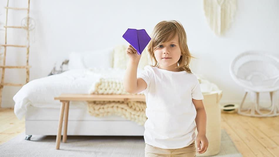 5 idées d'origami à faire avec les enfants